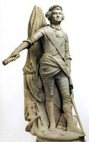 И.Мартос. Памятник Г.Потемкину-Таврическому в Херсоне