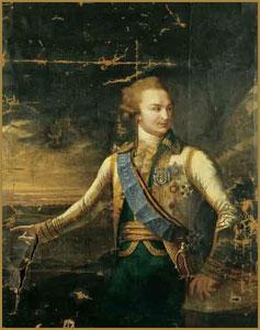 Князь Г.Ф. Потёмкин-Таврический